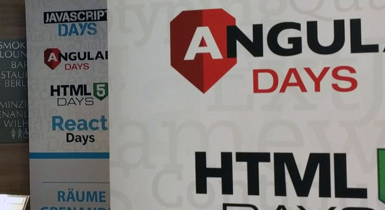 Angular days 2017
